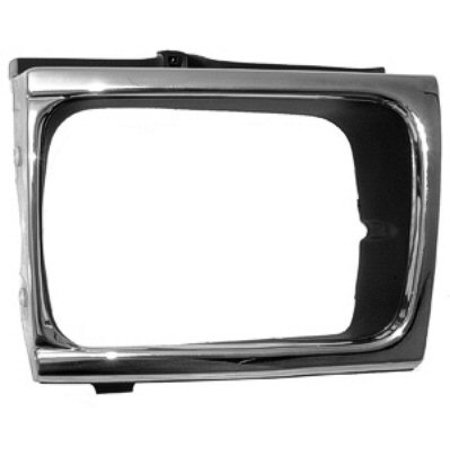Go-Parts OE Replacement for 1992 - 1995 Toyota Pickup Headlight Door - Left (Driver) Side - (DLX 3.0L, 2.4L 4WD; Standard Cab Pickup + DLX 3.0L, 2.4L 4WD; Extended Cab Pickup + SR5 3.0L, 2.4L 4WD; 4wd 1992 Toyota Pickup
