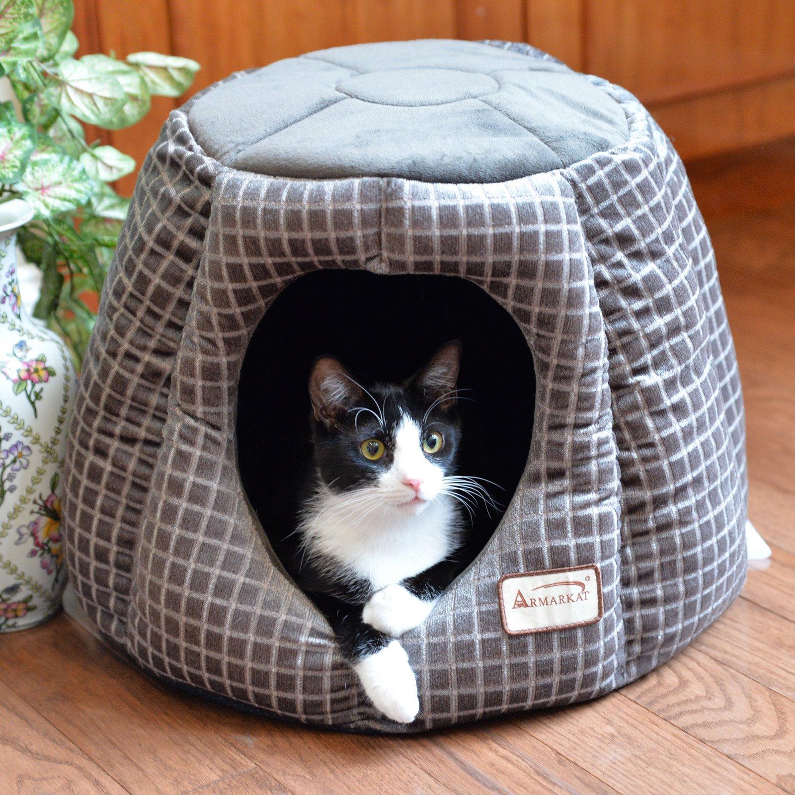 Armarkat Cat Bed C30HHG/SH