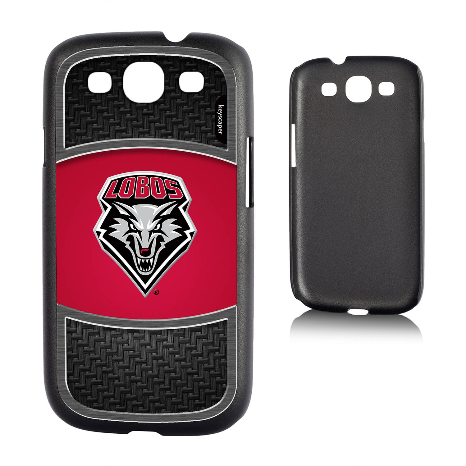 New Mexico Lobos Galaxy S3 Slim Case