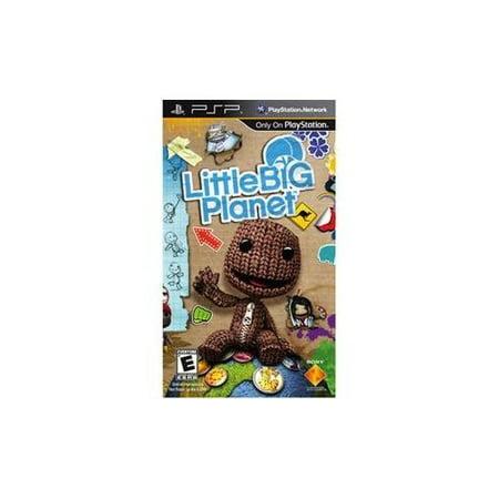 Refurbished PSP Littlebigplanet Little Big Planet - Sonic Little Big Planet Halloween
