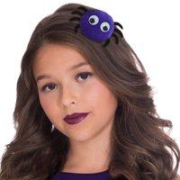 Halloween Dress Up Cat Plush Hair Clip