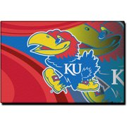 "NCAA Kansas Jayhawks 39"" x 59"" Rug"