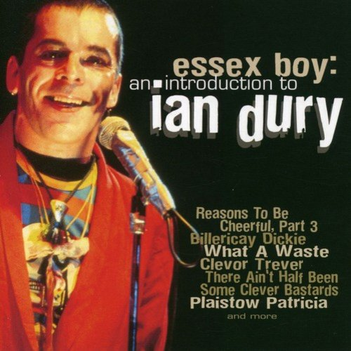 Essex Boy: An Introduction To Ian Dury (Can)