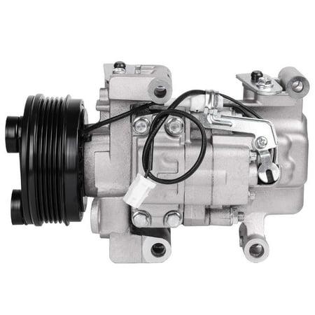 - A/C AC Compressor for Mazda 3 2004-2009 Mazda 3 Sport 09 Mazda 5 2006-2010 C1436 10348310