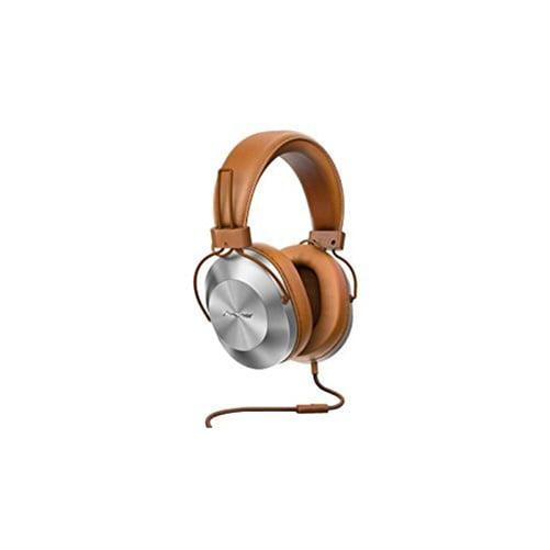 Pioneer SEMS5TT Metal Housing Over-Ear Headphones - Tan