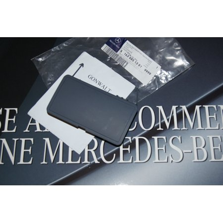 Mercedes Benz M ML ML320 ML430 ML500 ML350 ML55 Towing Eye Rear Bumper Cover Bumper Towing Eye