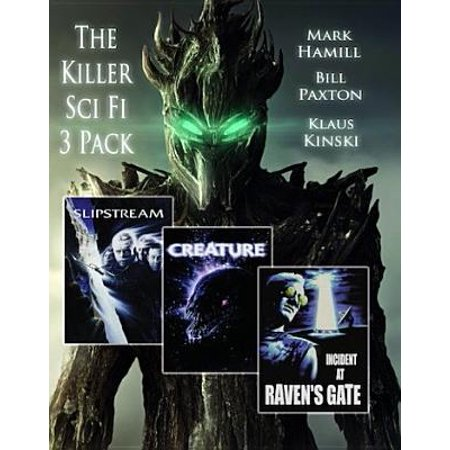 Killer Sci Fi Collection (Blu-ray) (Sci Fi Halloween)