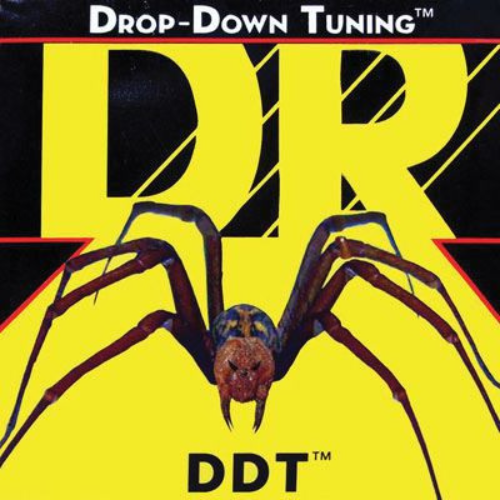DR Strings DDT-10 Drop-Down Tuning Guitar 10-46