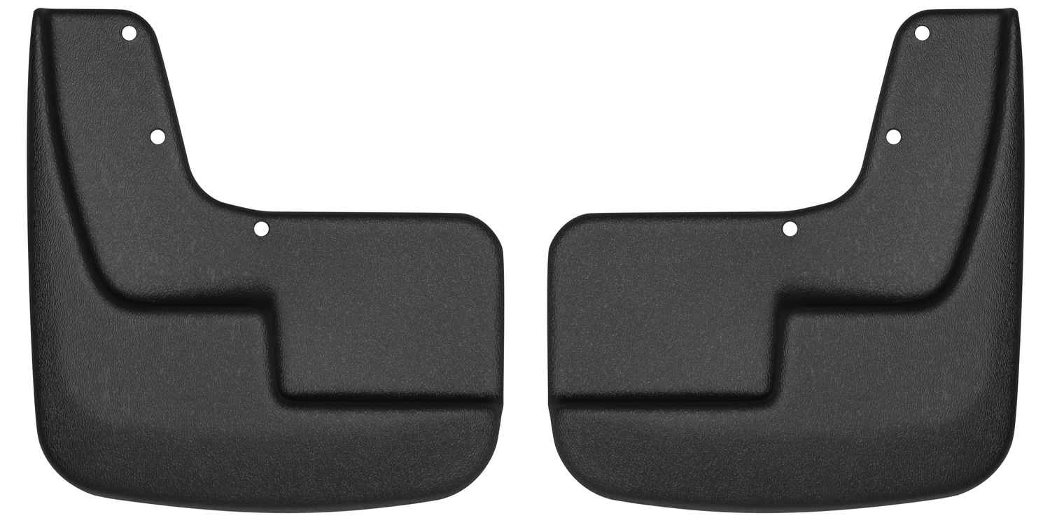 Husky Liners   Ford Edge Custom Molded Front Mud Guards