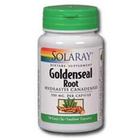 Goldenseal Root 50 Caps - Goldenseal Root 550mg Solaray 50 Caps