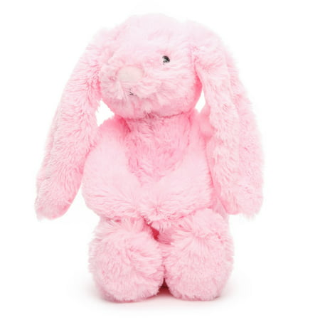 Gitzy Light Pink Floppy Eared Easter Bunny Rabbit Plush 9