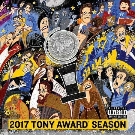 2017 Tony Award Season / Various (CD) - Toy Awards
