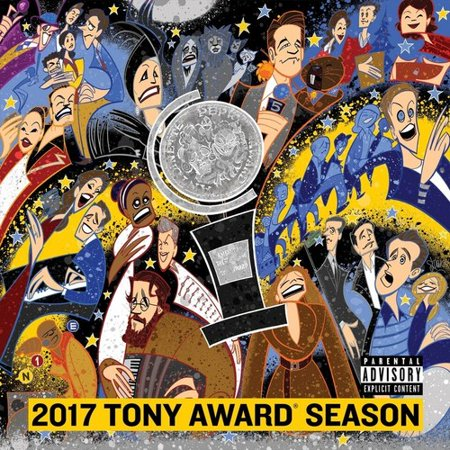 2017 Tony Award Season / Various (CD) (explicit)