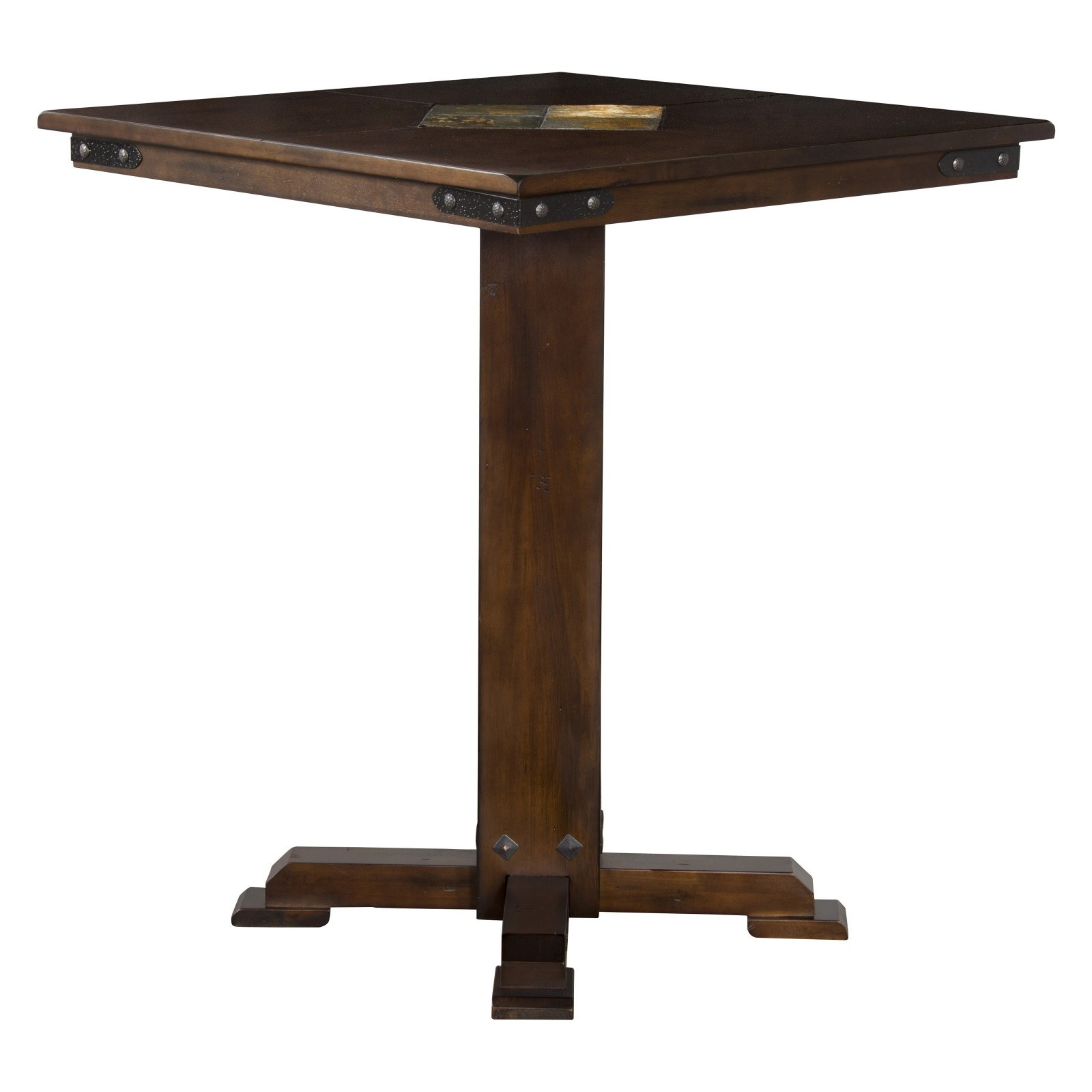 Sunny Designs Santa Fe Square Pub Table
