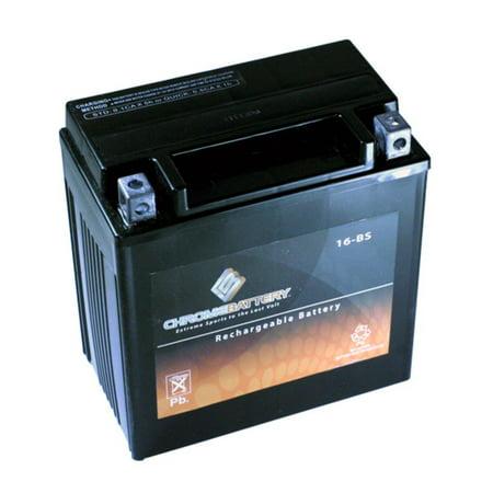 - YTX16-BS Motorcycle Battery for KAWASAKI Vulcan Nomad, Drifter 1500CC 99-'05