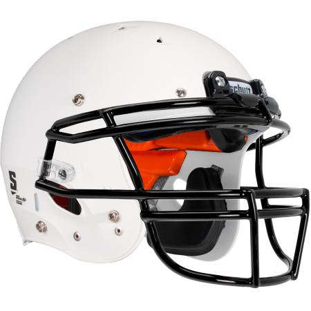 Football Helmet Decorations (Schutt Youth Recruit R3+ Matte Football)