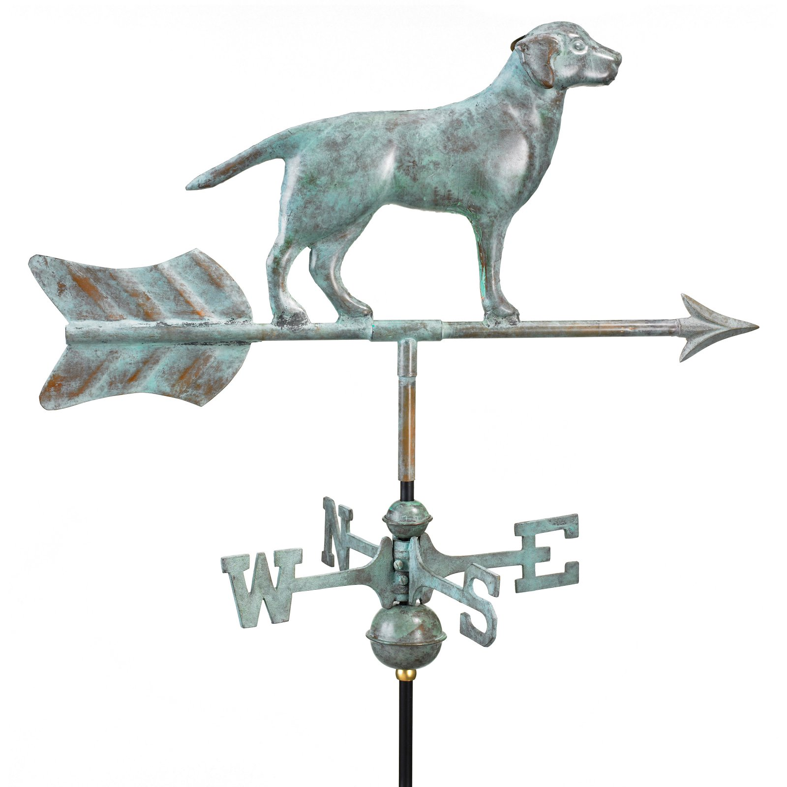 Good Directions Labrador Retriever Weathervane by Good Directions