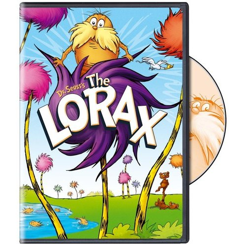 Dr. Seuss's The Lorax (Full Frame)
