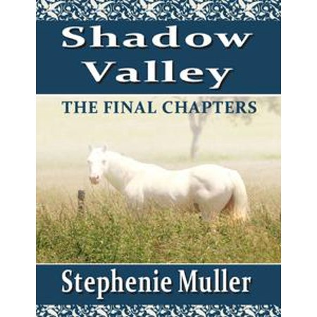 Shadow Valley - The Final Chapters - eBook (Halloween 12 The Final Chapter)
