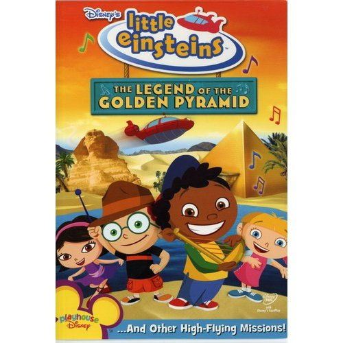 Disney's Little Einsteins: The Legend Of The Golden Pyramid (Full Frame)