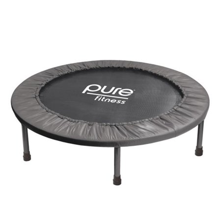 Global Quality Brands 9038MT 38 in. Pure Fitness Mini Trampoline Rebounder - image 1 of 1