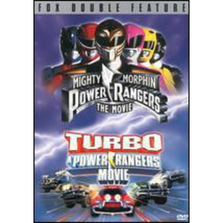 Mighty Morphin Power Rangers: The Movie/ Turbo: A Power Rangers Movie (Widescreen) (Mighty Morphin Power Ranger Movie)