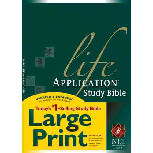 Life Application Study Bible: New Living Translation
