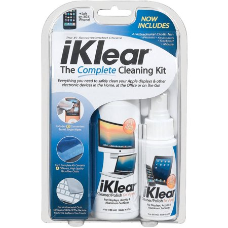 1 Tv Screen Cleaning Kit (iKlear IK-26K Complete Cleaning Kit )