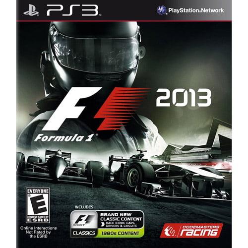 F1 2013 - Playstation 3