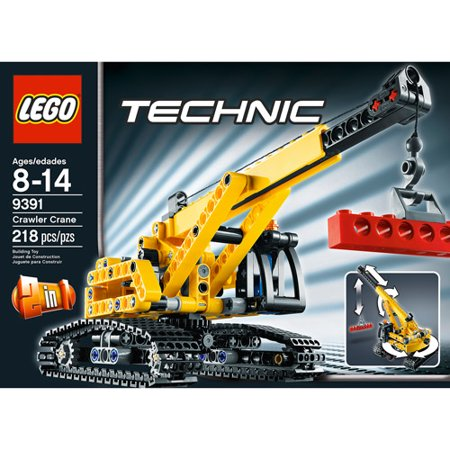 LEGO Technic Tracked Crane