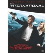 The International (DVD) by COLUMBIA TRISTAR HOME VIDEO