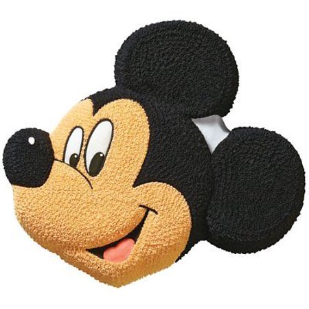 Mickey Mouse Cake Pan - 2105-7070 - National Cake Supply - Mickey Mouse Cake Pan