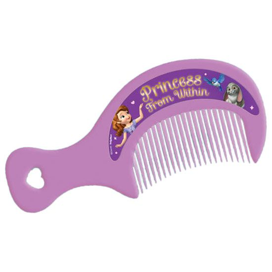 "Sofia The First 5"" Mini Comb Favors (Each) - Party Supplies"
