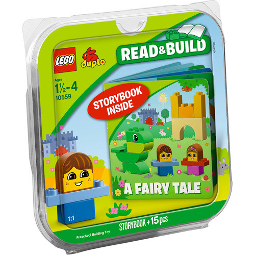 LEGO Duplo Read and Build, A Fairy Tale