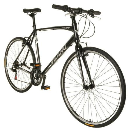 Bicycle Hybrid (Vilano Diverse 1.0 Performance Hybrid Bike 21 Speed Shimano Road Bike)