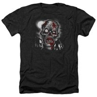 - Walking Dead - Heather Short Sleeve Shirt - XX-Large