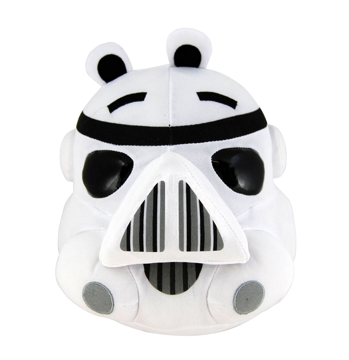 """Star Wars Angry Birds Stormtrooper Pig 5"""" Plush"""