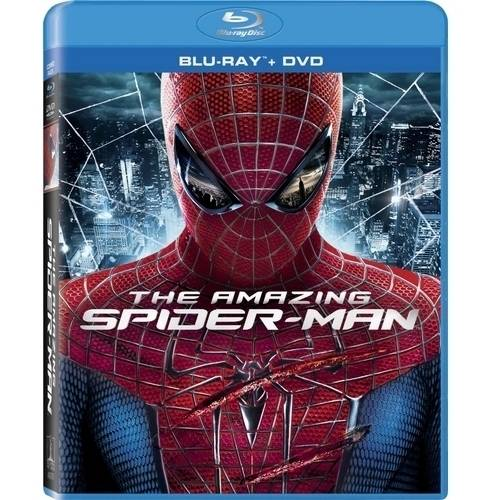 The Amazing Spider-Man (Blu-ray + DVD) (With INSTAWATCH) (Anamorphic Widescreen)