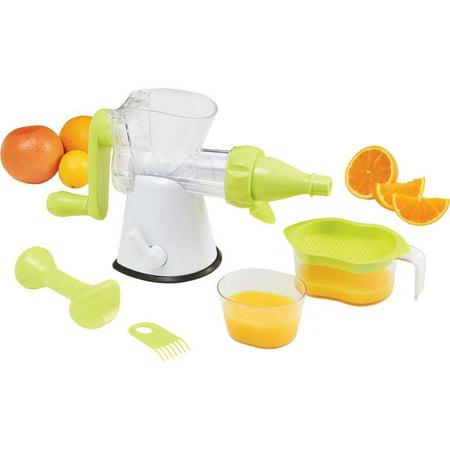 Hand Crank Slow Juicer : Hand Crank Masticating Juicer - Ktjuicerp
