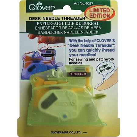 Desk Needle Threader-Green - image 1 of 1