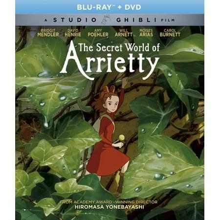 The Secret World of Arrietty (Blu-ray)