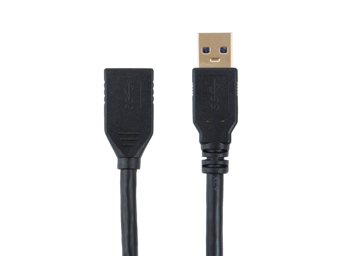 30FT USB 2.0 Type A Male//Female Extension Cable for Computer Printer PC Cord US