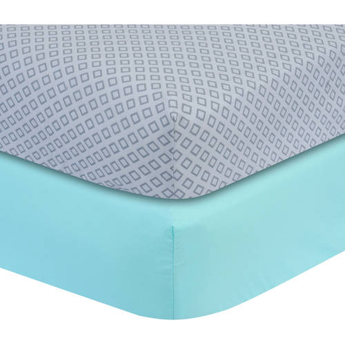 Garanimals 2-Pack Crib Sheet