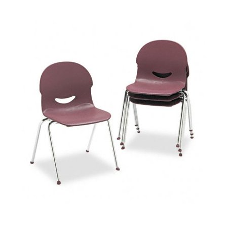 Virco Q Armless Stacking Guest Chair Product Image