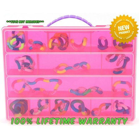 Life Made Better Toy Storage Organizer. Fits Up to 30 Figures ...