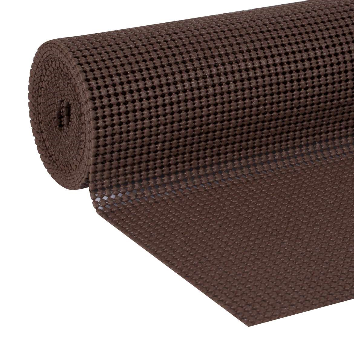 Kitchen Drawer Liners Walmart: Duck Select Grip 12 In. X 10 Ft. Shelf Liner, Chocolate