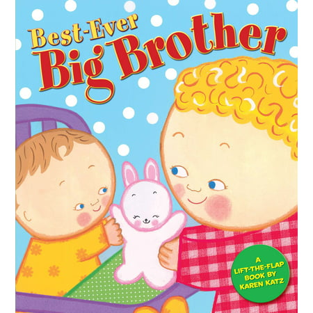 Best ever Big Brother (Board Book)