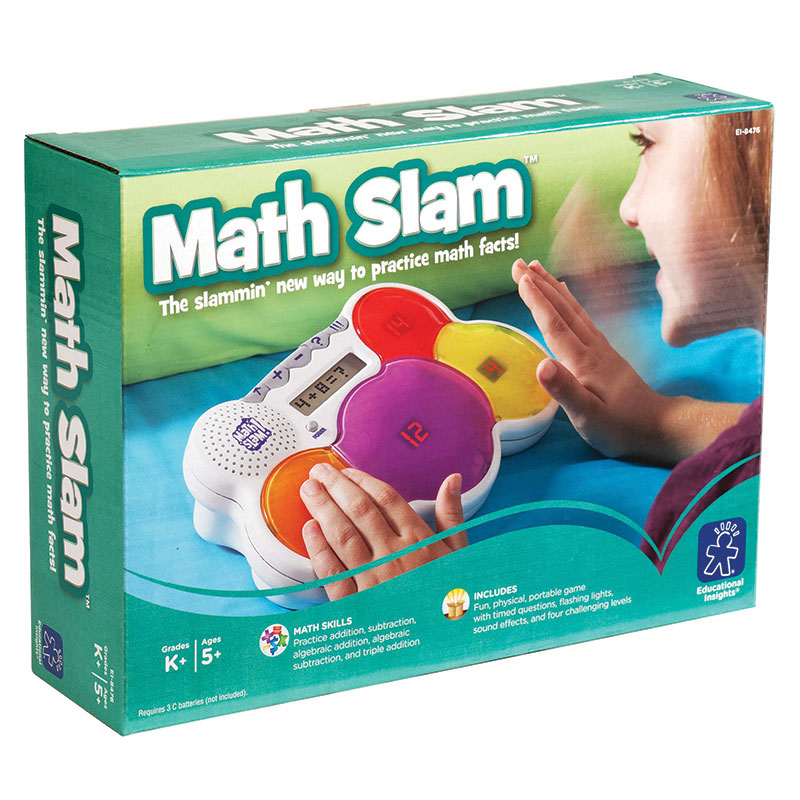 Educational Insights Math Slam