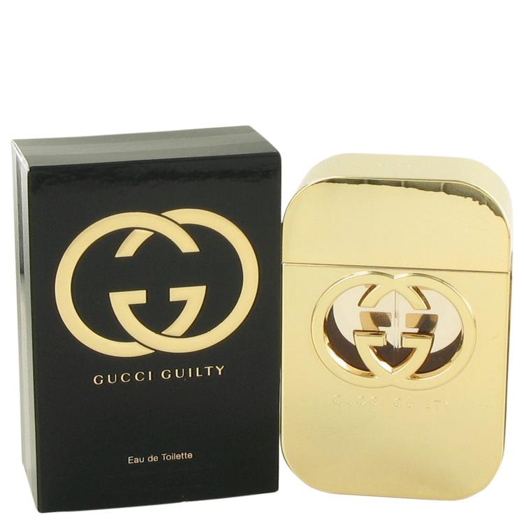 Gucci Guilty by Gucci - Women - Eau De Toilette Spray 2.5 oz