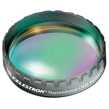 Celestron Oxygen III 1.25 inch Narrowband Filter for Telescopes